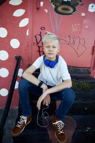 Детская фотосессия в Майами, Professional Wynwood Photo Shoot