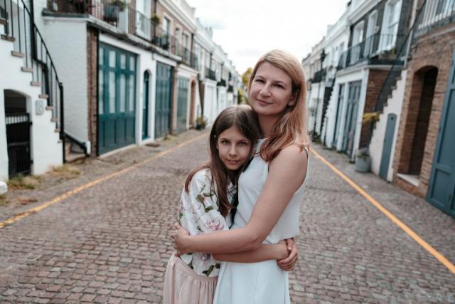 Семейная фотосессия в Лондоне, фотограф Олег Багмуцкий
