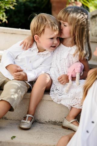 Семейная фотосессия в Ницце, детский фотограф в Монако